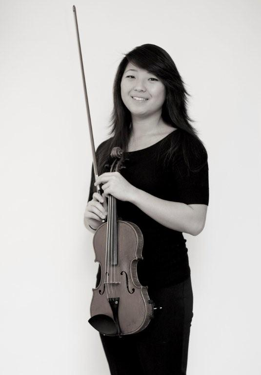A Violin Virtuoso in the Making - Norfolk Now : Norfolk Now