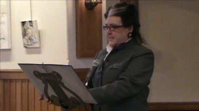 Rosemary Gill reads Dorothy Parker